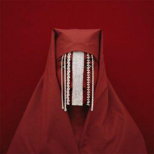 Kimiko Yoshida photograph red egyptian bride